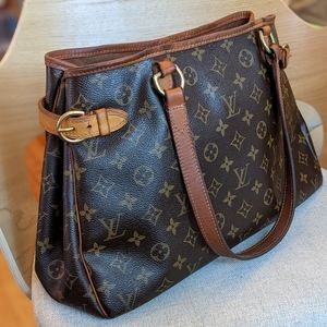 Louis Vuitton MM Batignolles Horizontal Monogram Bag